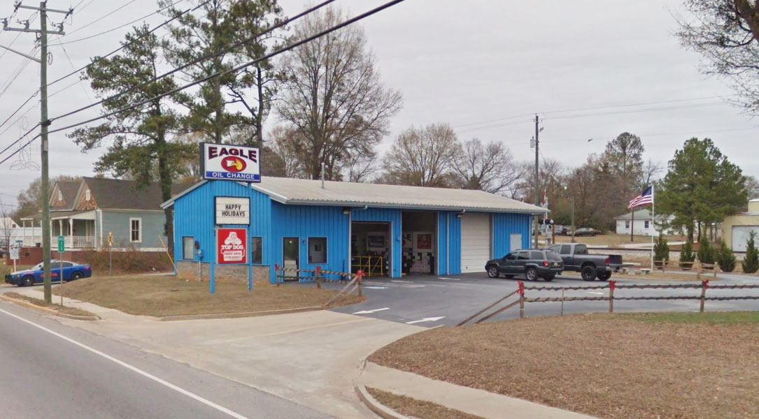 Eagle Oil Change - Elberton, GA